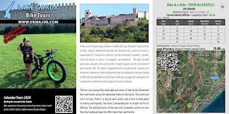 Alla scoperta in BiCiCletta Bike & e-Bike • TOUR dei Castelli OD biglietti