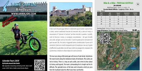 Alla scoperta in BiCiCletta Bike & e-Bike • TOUR dei Castelli OD tickets