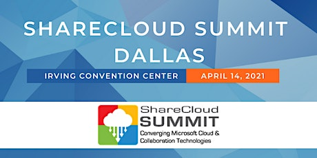ShareCloud Summit Dallas tickets