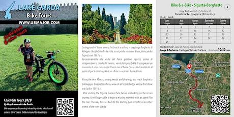 Alla scoperta in BiCiCletta Bike & e-Bike • Sigurtà biglietti