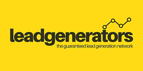 Lead Generators Wakefield Launch Event 1 tickets