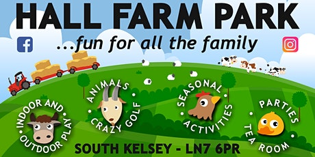Hall Farm Park Day Visit tickets