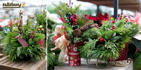 Christmas Centrepiece tickets