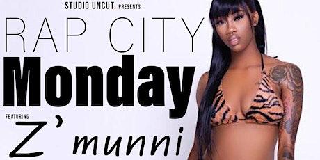 Rap City Monday  open mic tickets