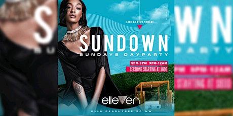 ELLEVEN45 LOUNGE: #SundownSundays FREE entry w/RSVP tickets