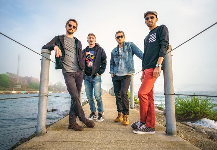 AQUEOUS - 8/8- LIVE Concert at Silver Lake Twin Drive-In - Car Pass Pricing image