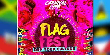 FLAG FEST   REP YUH CULTURE ATLANTA LABOR DAY WEEKEND tickets
