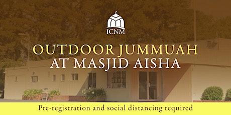 ICNM Outdoor Jummuah (Pre-Registered Attendees Only) tickets