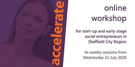 Accelerate Workshop tickets