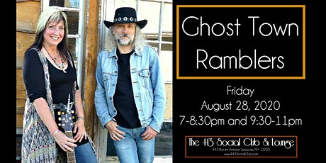 Ghost Town Ramblers at The 443 tickets