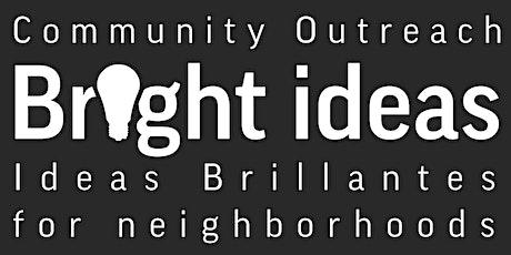 Bright Ideas for Neighborhoods tickets
