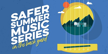 Upslope's Safer Summer Music Series - August 15th with 'Bowregard' tickets