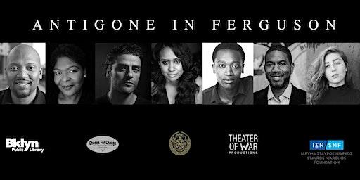 """""""Antigone in Ferguson"""""""