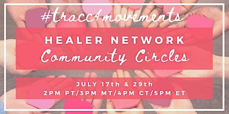 Healer Network Community Circles tickets