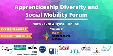 The Apprenticeship Diversity and Social Mobility Forum tickets