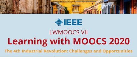 IEEE LWMOOCS VII Learning with MOOCS 2020 tickets