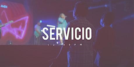 Servicio Familiar   Domingo Julio 19, 2020 boletos