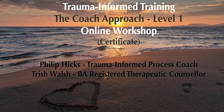 Trauma-Informed Training - The Coach Approach - Level 1 tickets