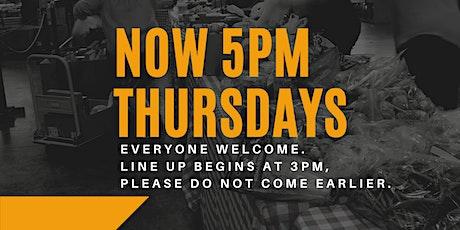 The Free Market - Thursday tickets
