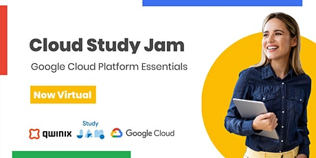 Cloud Study Jam: Google Cloud Platform Essentials tickets