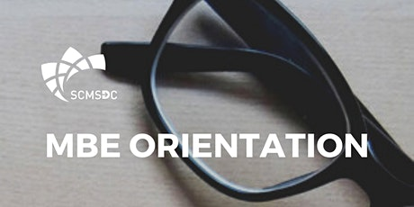 MBE Orientation tickets