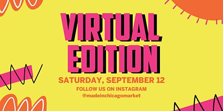 Summer Made in Chicago Market: Virtual Edition tickets