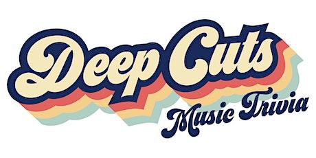 Deep Cuts Online Music Trivia XVI - FUNK, PUNK & JUNK tickets
