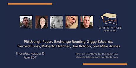 Pittsburgh Poetry Exchange: Edwards, Furey, Hatcher, Kaldon, James tickets