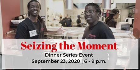 Seizing the Moment Dinner Series Event Benefiting Cafe' Reconcile tickets