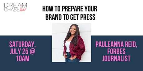 How to prepare your brand for press tickets
