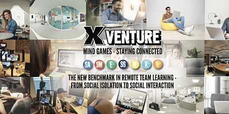 XVenture Mind Games - Exclusive Event for HR Professionals tickets