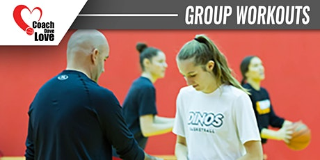 CBA Girls Group Shooting Workout tickets