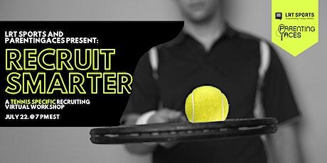 LRT Sports and ParentingAces Presents: Recruit Smarter billets