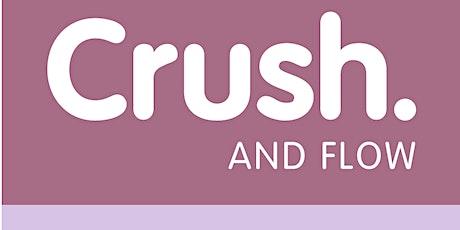 Crush & Flow | August 29  vCRUSH tickets