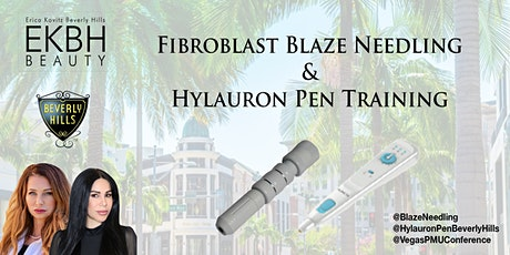 Fibroblast and Hyalyron Pen Master Training tickets