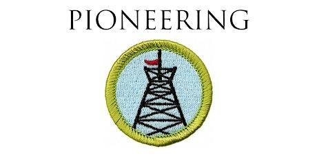 Pioneering Merit Badge Online tickets