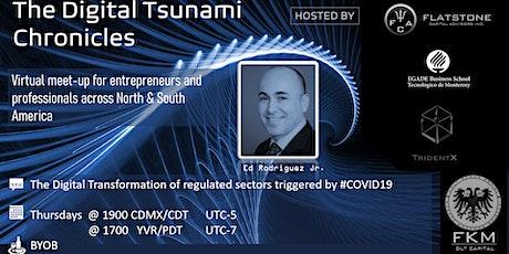 The Digital Tsunami Chronicles tickets
