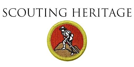 Scouting Heritage Merit Badge Online tickets