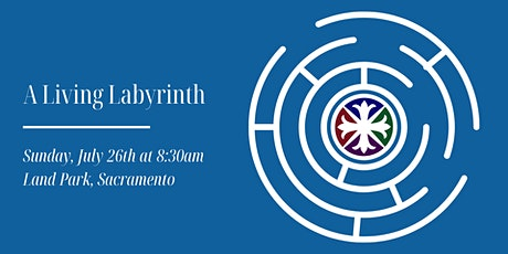 Living Labyrinth - St. John's Outdoor Worship Experience tickets