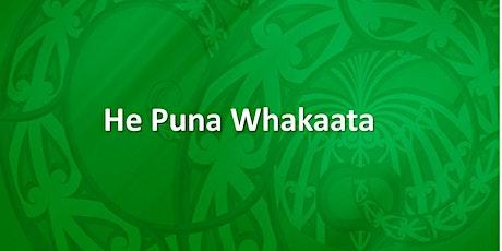Te Whanganui a Tara - He Puna Whakaata - 28th August 2020 tickets