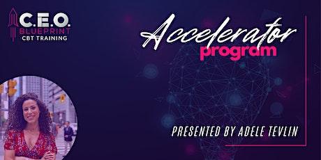 C.E.O Blueprint Accelerator Program tickets