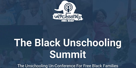 The Black Unschooling Summit Fall 2020: Pre-Registration tickets