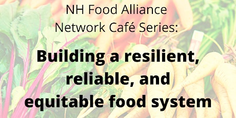 Connecting food hubs in NH tickets