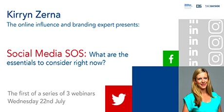 Social Media SOS: What are the essentials to consider right now? tickets