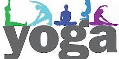 Backyard Yoga tickets