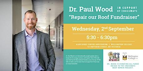 Dr Paul Wood - Crossways Creche Fundraiser tickets