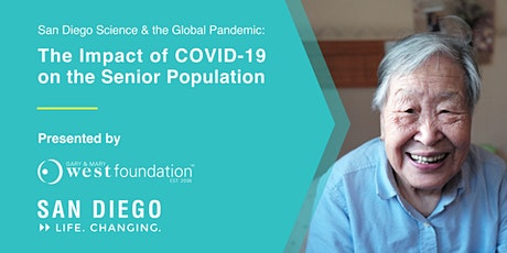 The Impact of COVID-19 on the Senior Population tickets