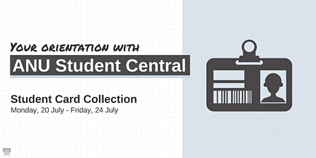 Student Card Collection tickets