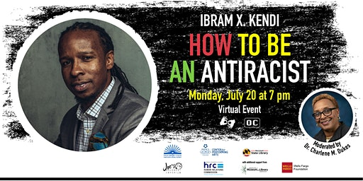 """Ibram X. Kendi on """"How to Be an Antiracist"""""""