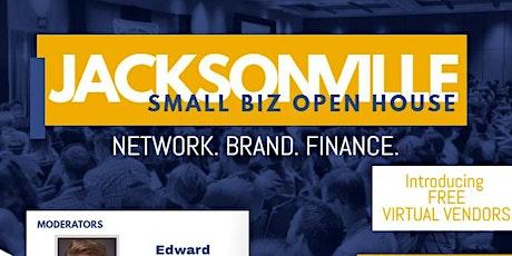 Jacksonville Small Biz Open House tickets